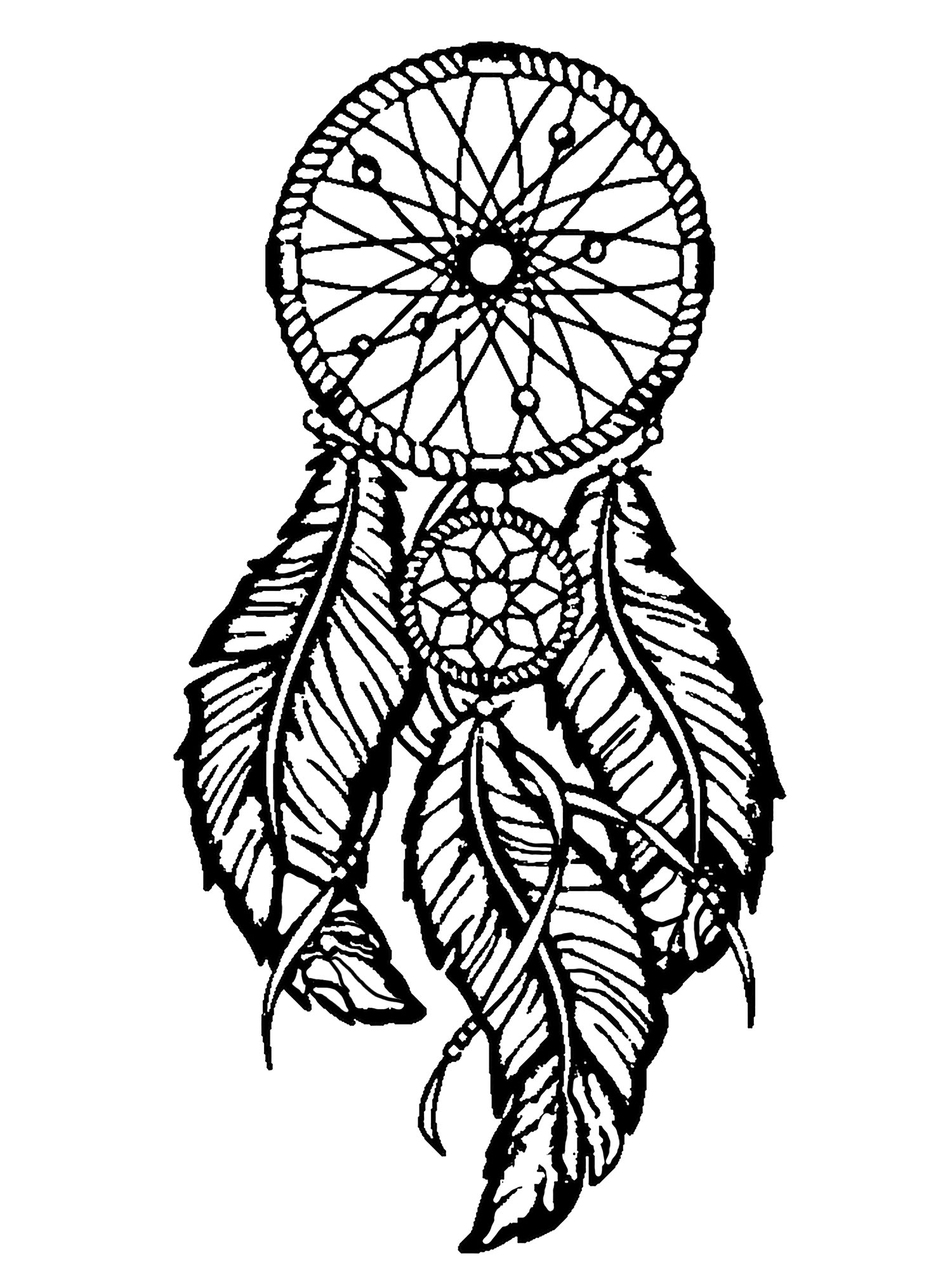 dream catcher coloring pages sunflower dream catcher adult coloring page pages dream catcher coloring