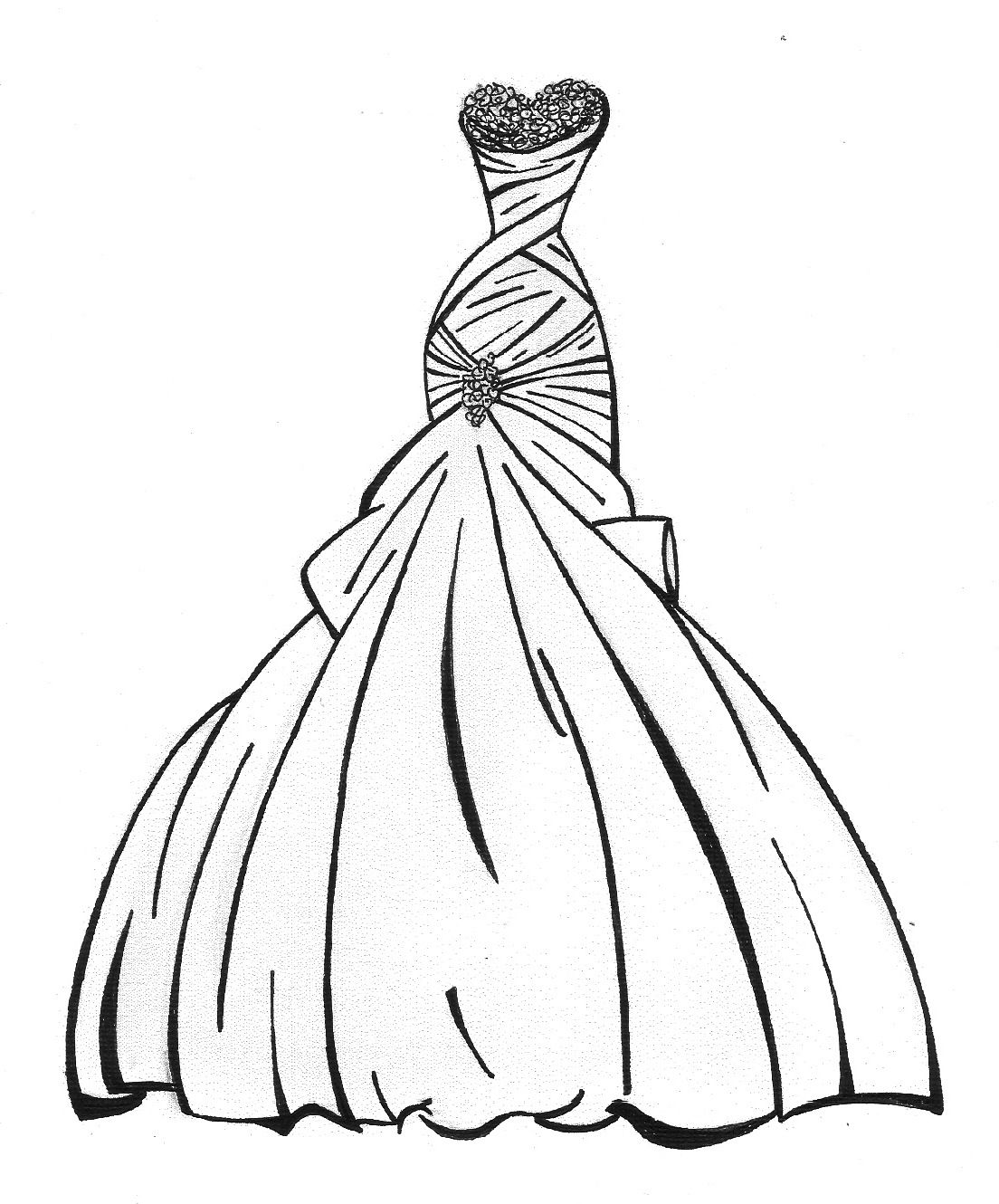 dress coloring pages to print coloring pages dress coloring home coloring print dress to pages