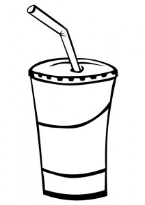 drinks coloring pages cocktail pineapple coloring page coloringcrewcom pages coloring drinks