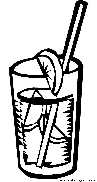 drinks coloring pages drink coloring pages soda cup coloring pages clip art drinks pages coloring