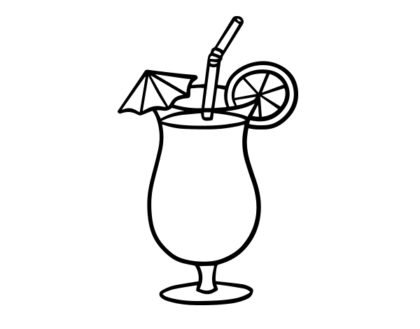 drinks coloring pages drinks coloring pages crafts and worksheets for pages drinks coloring