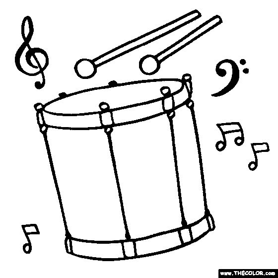 drums coloring page musical drums coloring drums free musical drum kits page coloring drums