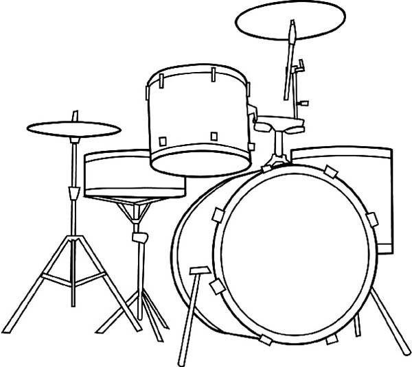 drums coloring page the best free drum coloring page images download from 112 coloring drums page