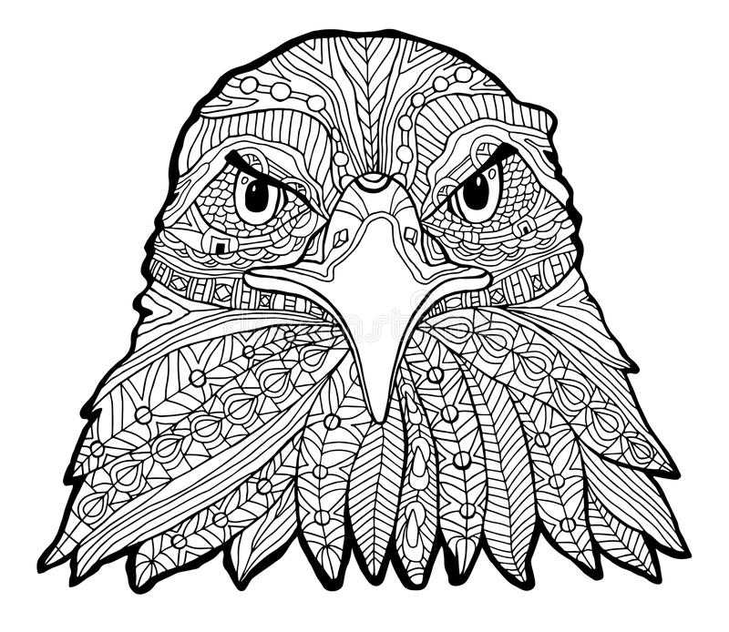 eagle adult coloring pages 1000 images about eagle coloring pages on pinterest eagle pages adult coloring
