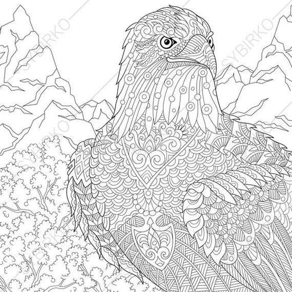 eagle adult coloring pages 946 best images about color pages on pinterest dovers coloring pages eagle adult