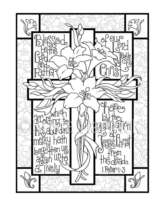easter cross coloring page free easter cross adult coloring page school coloring coloring cross easter page