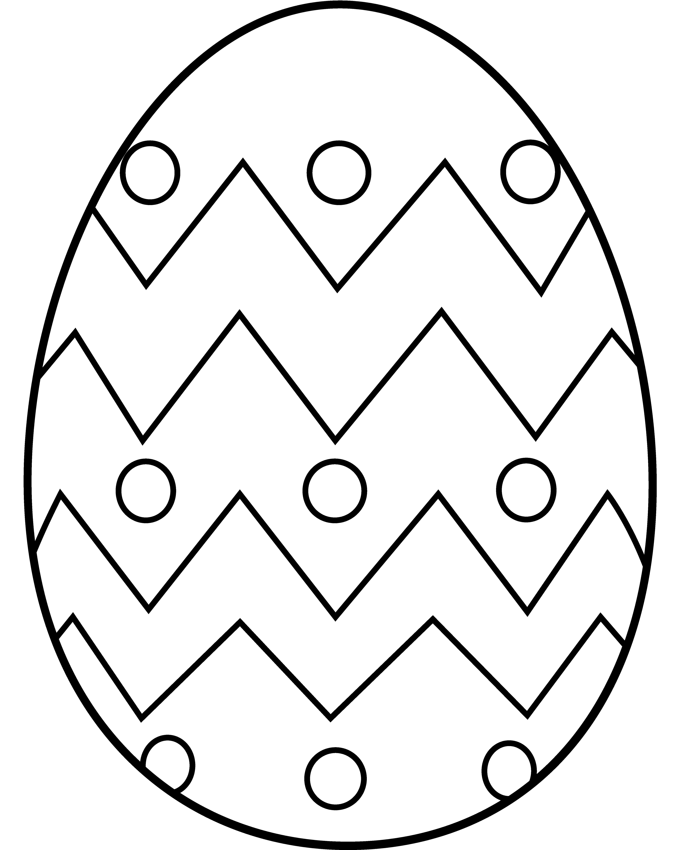 easter egg color page decorative easter egg coloring page free printable page egg color easter