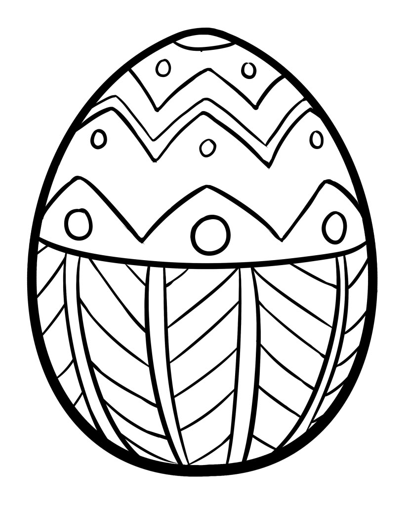 easter egg color page easter coloring pages best coloring pages for kids easter color egg page