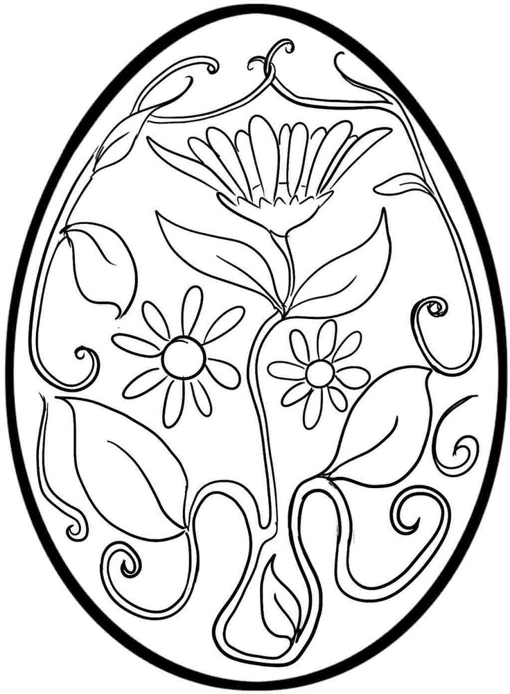 easter egg color page easter coloring pages for adults best coloring pages for easter page egg color