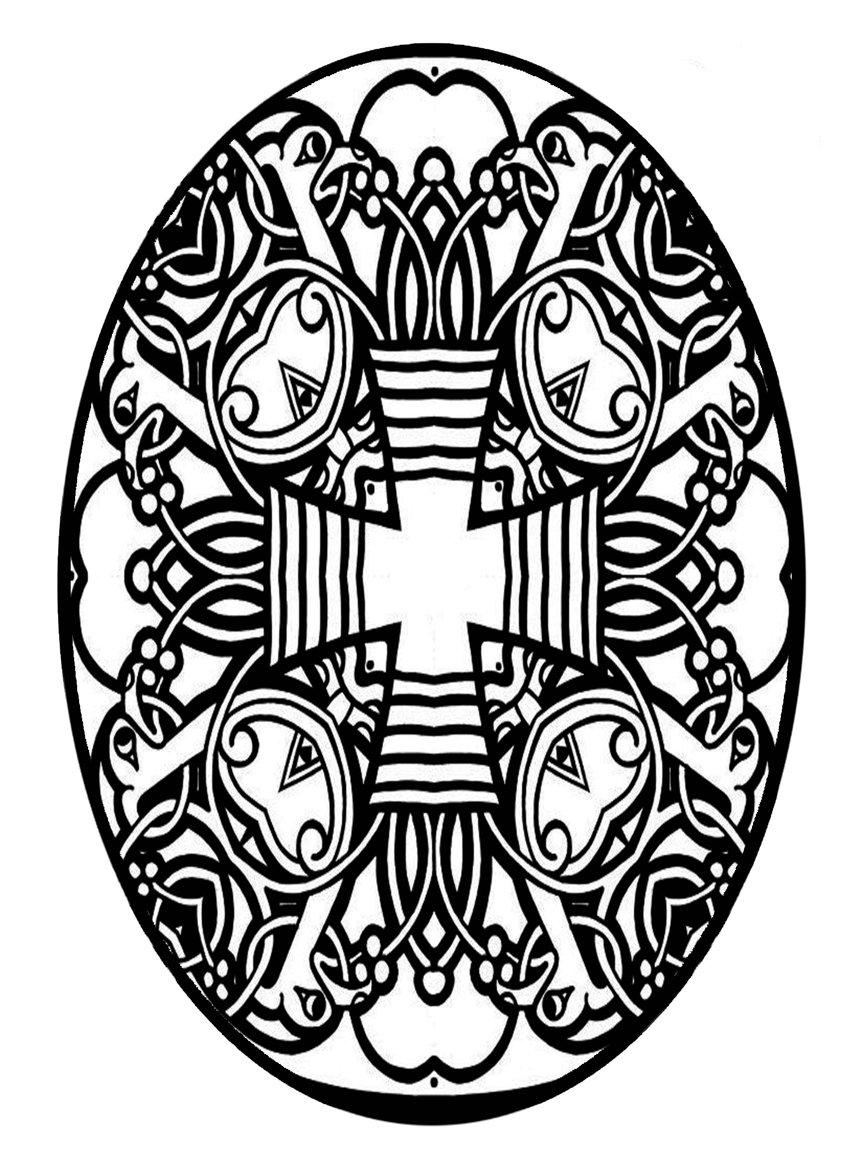 easter egg color page fancy easter egg coloring page free printable coloring pages egg page color easter