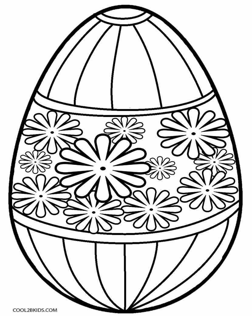 easter egg color page free printable easter egg coloring pages for kids egg page easter color