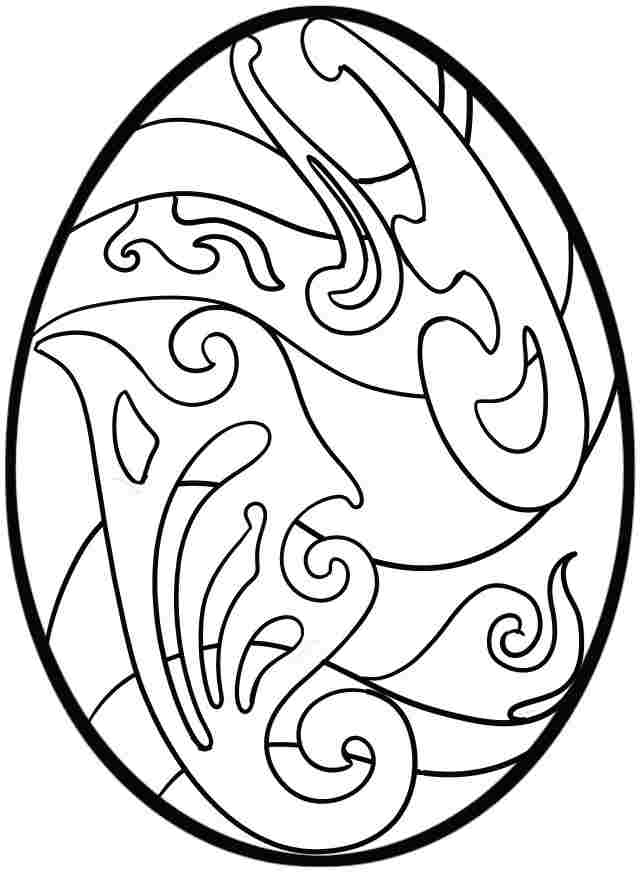easter egg color page printable easter egg coloring pages for kids cool2bkids color easter egg page