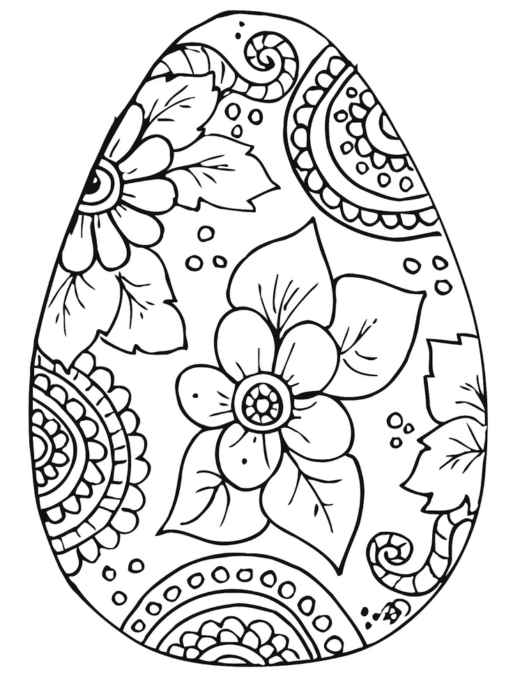 easter egg color page printable easter egg coloring pages for kids cool2bkids easter color egg page