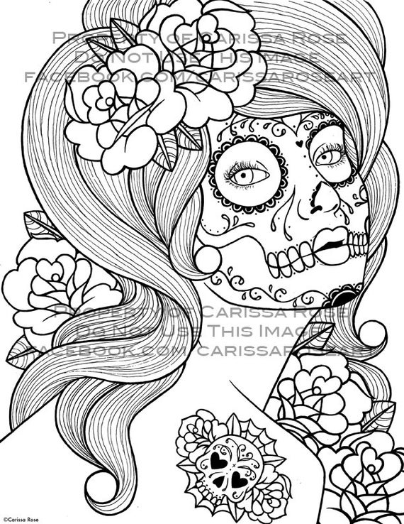 electronic coloring book for adults digital download print your own coloring book outline page electronic for adults book coloring