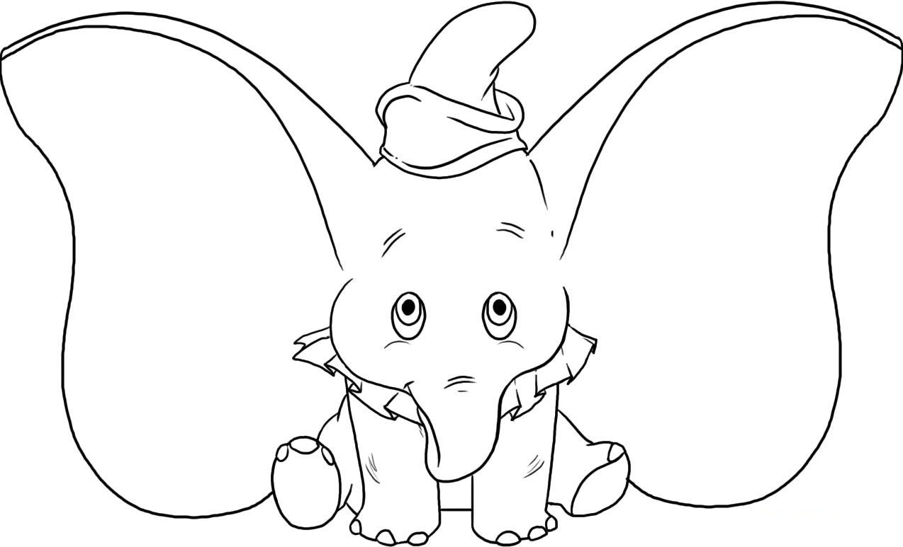 elephant coloring page free printable elephant coloring pages for kids cool2bkids coloring elephant page