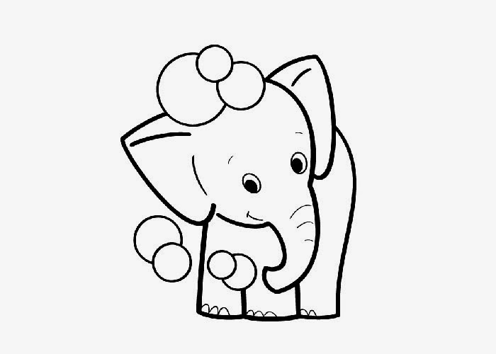 elephant coloring pictures baby elephant coloring pages free coloring pages and coloring pictures elephant
