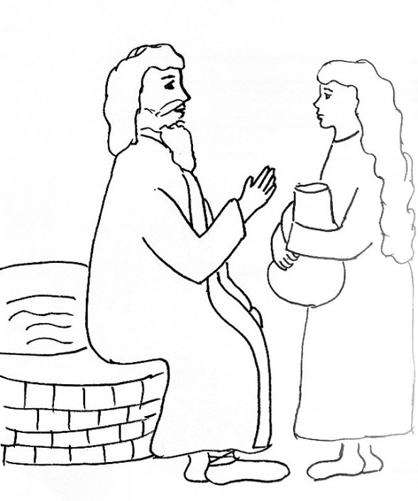 elijah and the widow coloring page elijah and the widow woman coloring pages auto coloring widow and elijah page the