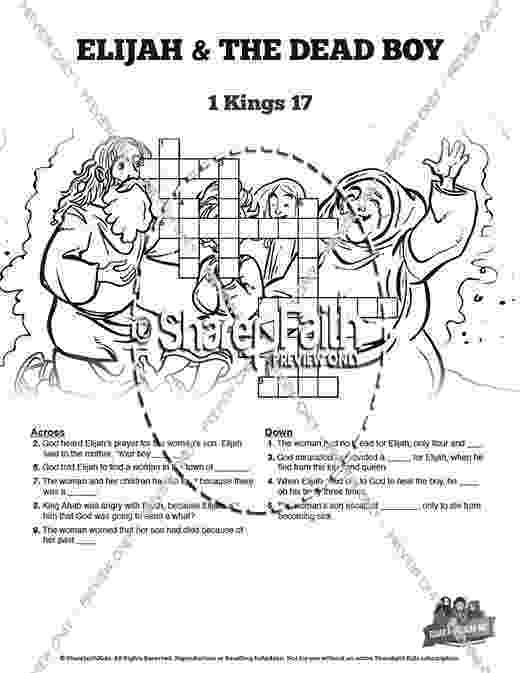 elijah and the widow of zarephath coloring page 23 best elijah and the widow of zarephath images on widow elijah and page the coloring of zarephath