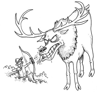 elk pictures to color north american elk coloring pages download print to elk color pictures