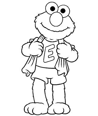 elmo coloring pages free elmo coloring pages printable coloring worksheets 8 elmo coloring pages