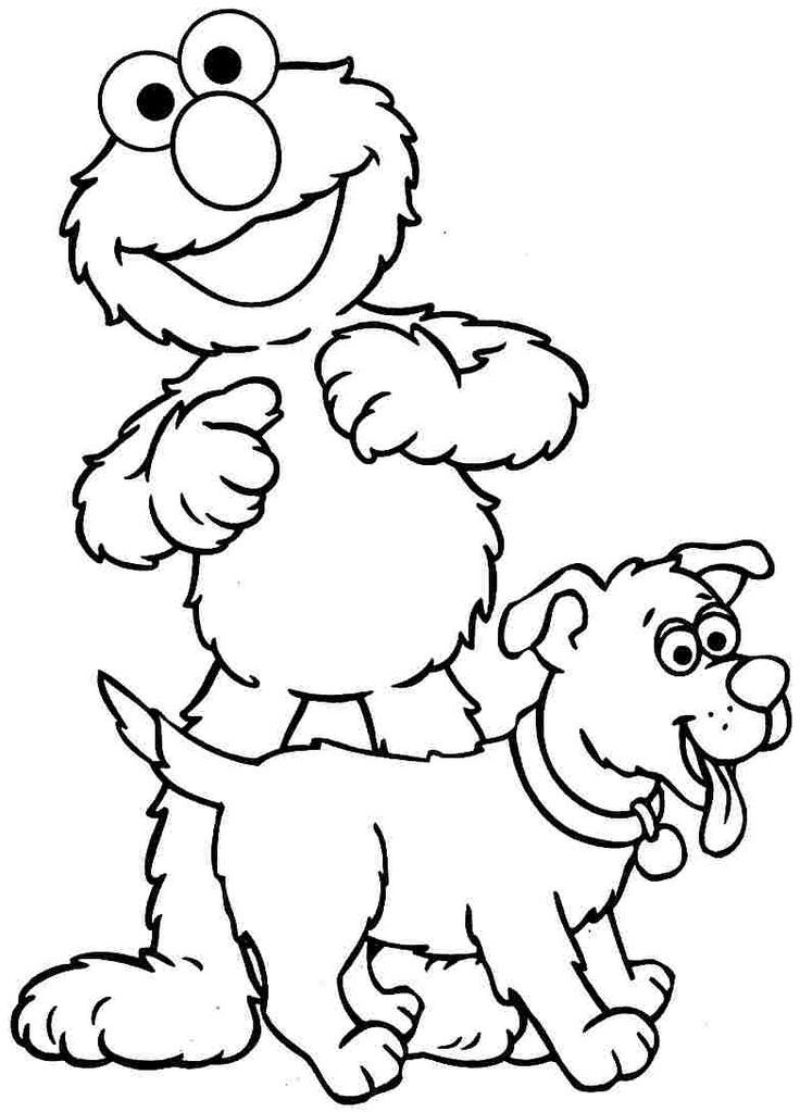 elmo coloring pages free printable elmo coloring pages for kids elmo coloring pages