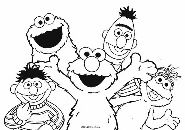 elmo coloring pages printable elmo coloring pages for kids cool2bkids coloring elmo pages