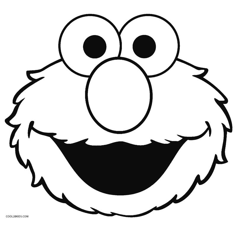 elmo coloring pages printable elmo coloring pages for kids cool2bkids elmo coloring pages 1 1