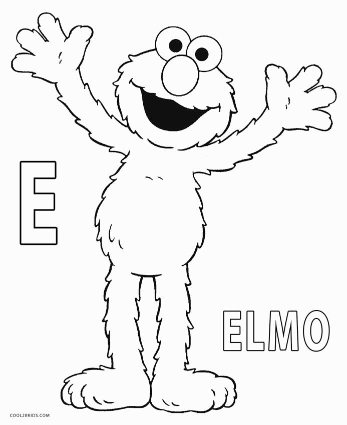 elmo coloring pages printable elmo coloring pages for kids cool2bkids elmo pages coloring