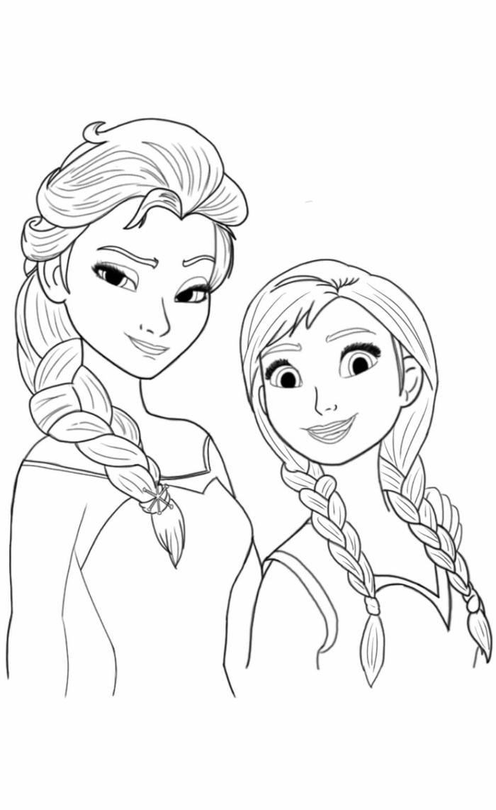 elsa and anna coloring printables disney39s frozen coloring pages disneyclipscom elsa anna coloring and printables