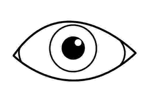 eyes for coloring eye coloring pages getcoloringpagescom for coloring eyes