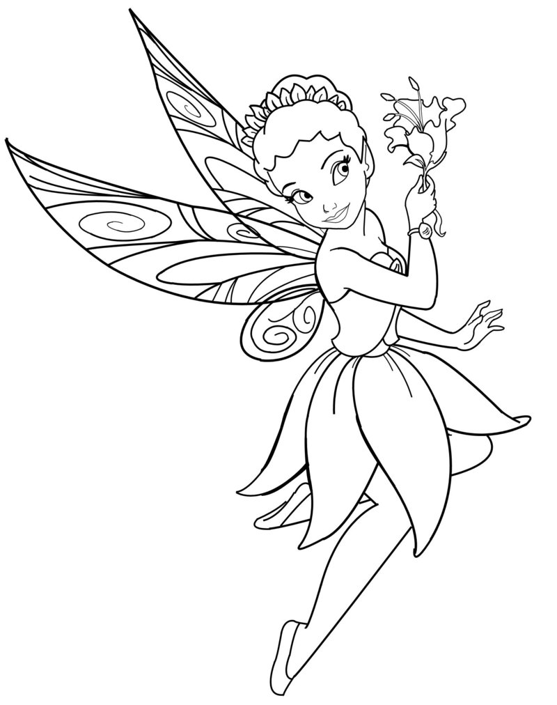 fairies coloring pages disney fairy coloring pages pages coloring fairies 1 1