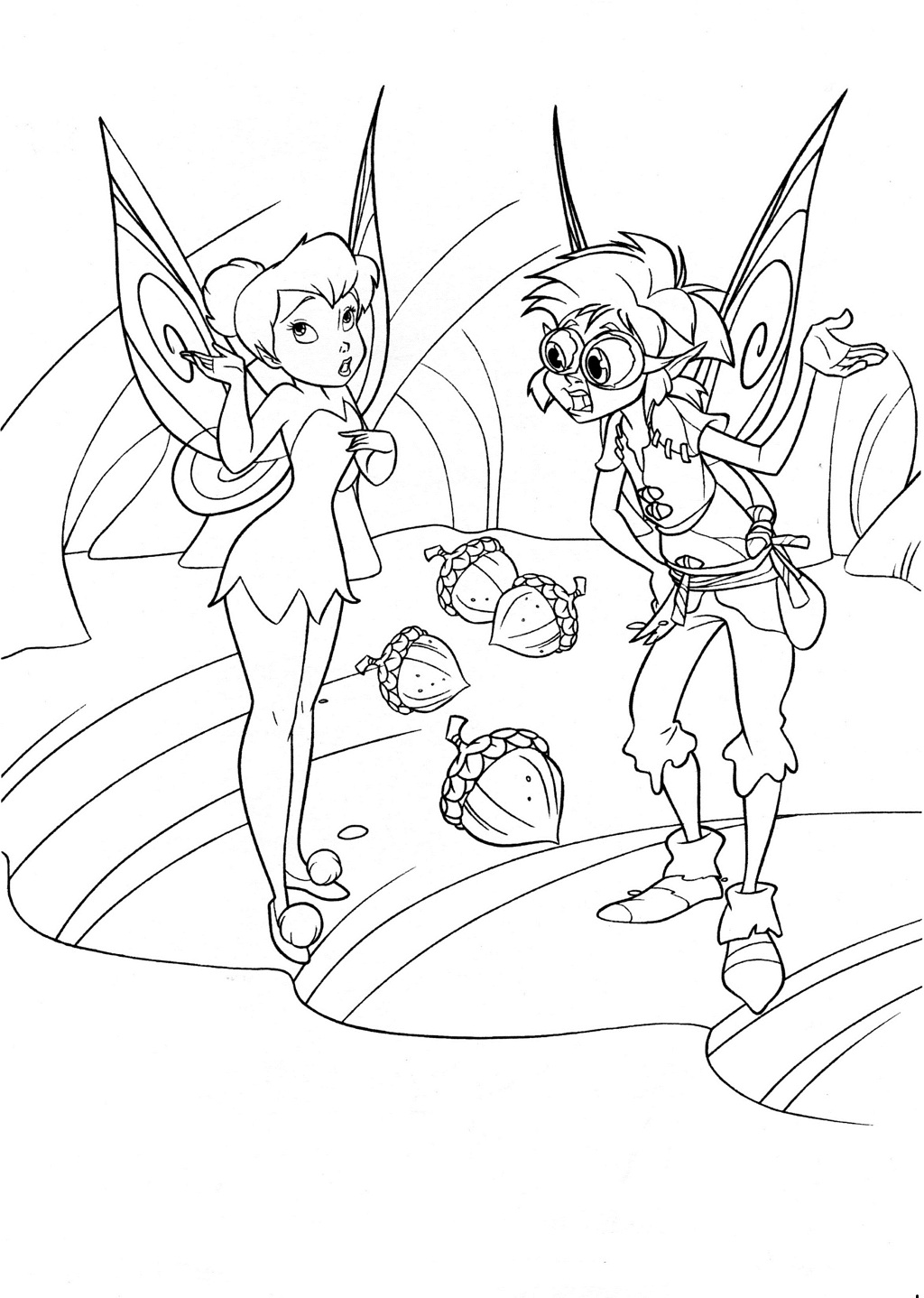 fairy coloring page enchanted designs fairy mermaid blog free fairy fairy coloring page