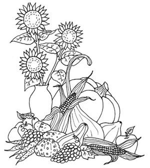 fall harvest coloring pictures free printable fall harvest coloring pages at getcolorings harvest pictures fall coloring