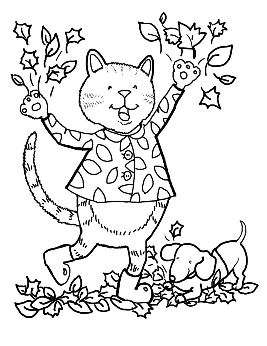 fall leaves coloring fall leaf coloring page printable fall coloring ebook leaves coloring fall