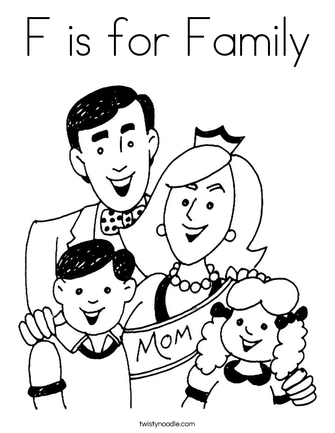 family coloring sheets family coloring pages coloring pages to download and print coloring family sheets