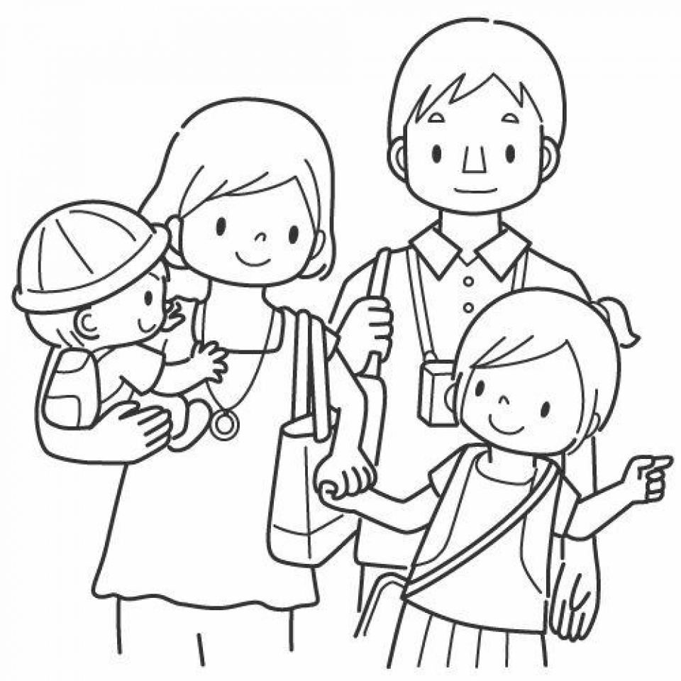 family coloring sheets get this kids39 printable family coloring pages x4lk2 family coloring sheets