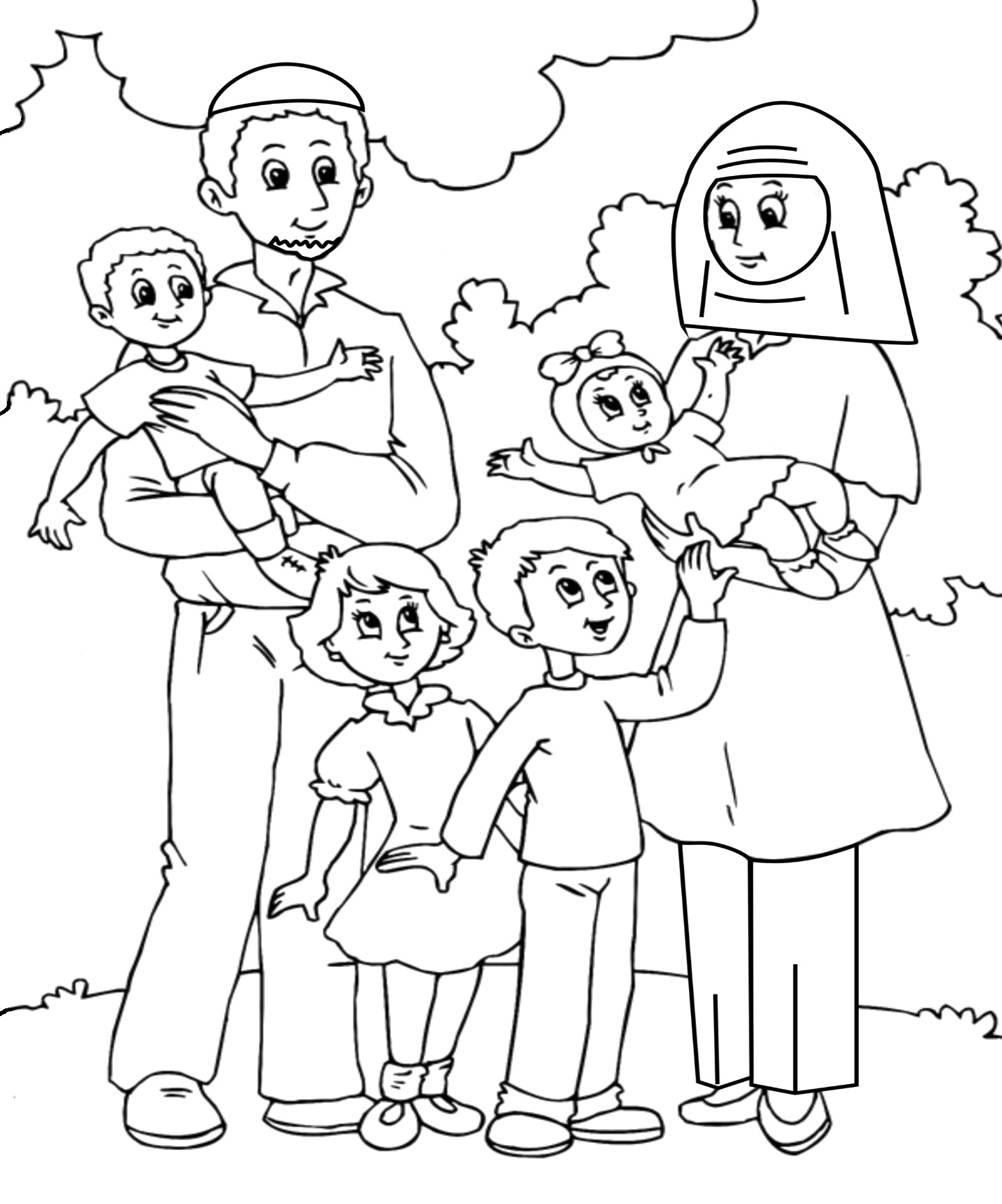 family coloring sheets ma grande famille posant ensemble livre de coloriage coloring sheets family