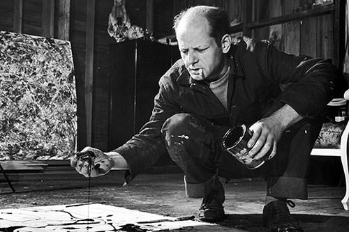famous paintings 10 most famous paintings by jackson pollock learnodo famous paintings