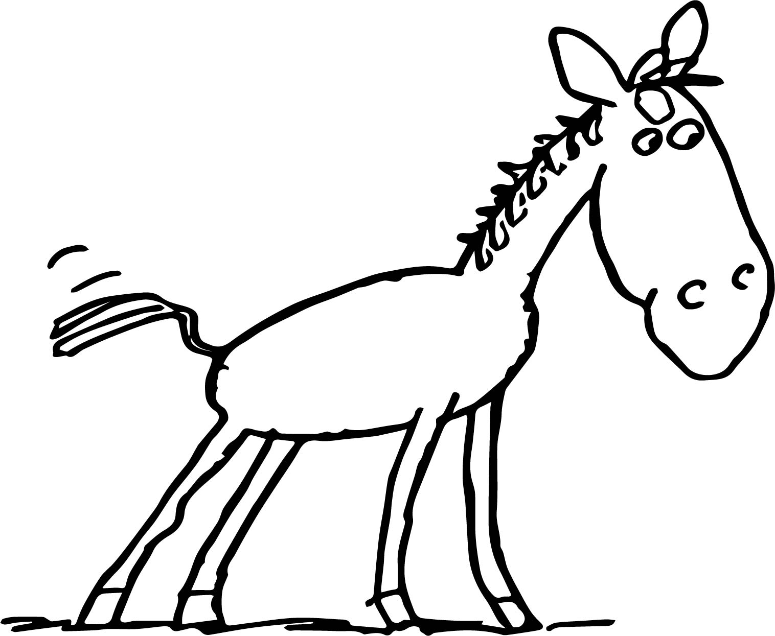 farm animal horse coloring pages farm animal coloring pages for kids prinable free farm pages animal coloring farm horse
