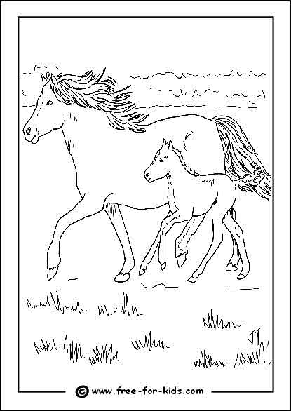 farm animal horse coloring pages farm colouring pages with farm animal pictures coloring horse farm pages animal