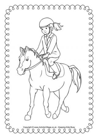 farm animal horse coloring pages farm scene coloring pages for kids farm coloring pages coloring horse animal pages farm