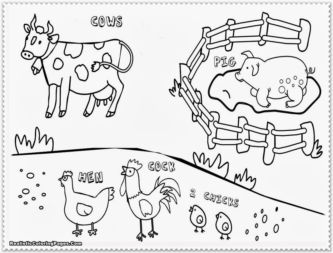 farm animal horse coloring pages horse coloring pages for kids coloring pages for kids coloring horse farm pages animal