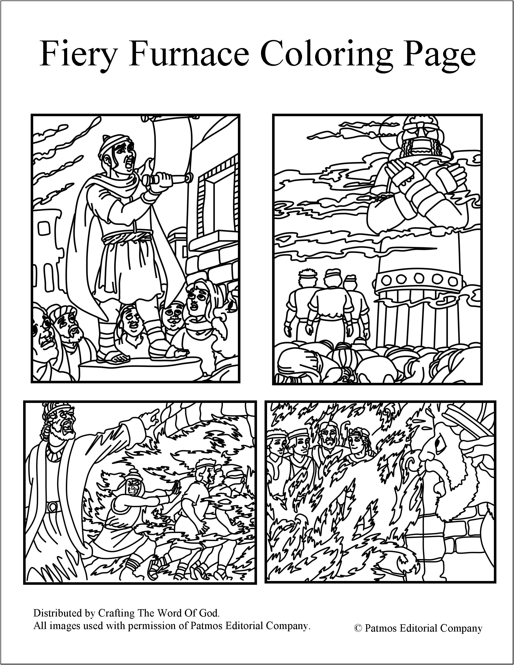 fiery furnace coloring page free fiery furnace coloring page children39s ministry deals fiery coloring furnace page