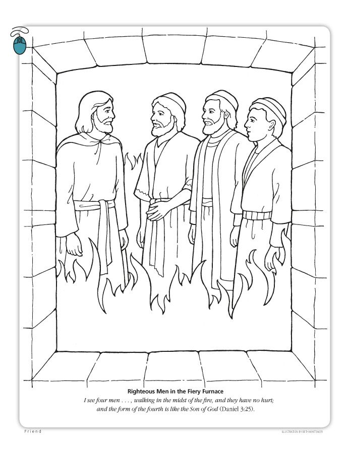 fiery furnace coloring page the fiery furnace activity sheet crafting the word of god furnace fiery coloring page