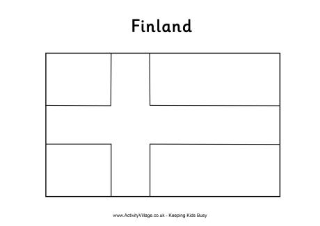 finland flag coloring page colouring book of flags northern europe flag page finland coloring