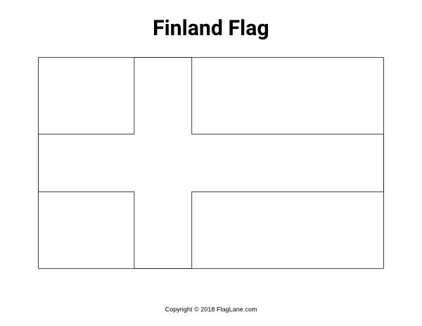 finland flag coloring page flag of finland 2009 clipart etc finland coloring flag page
