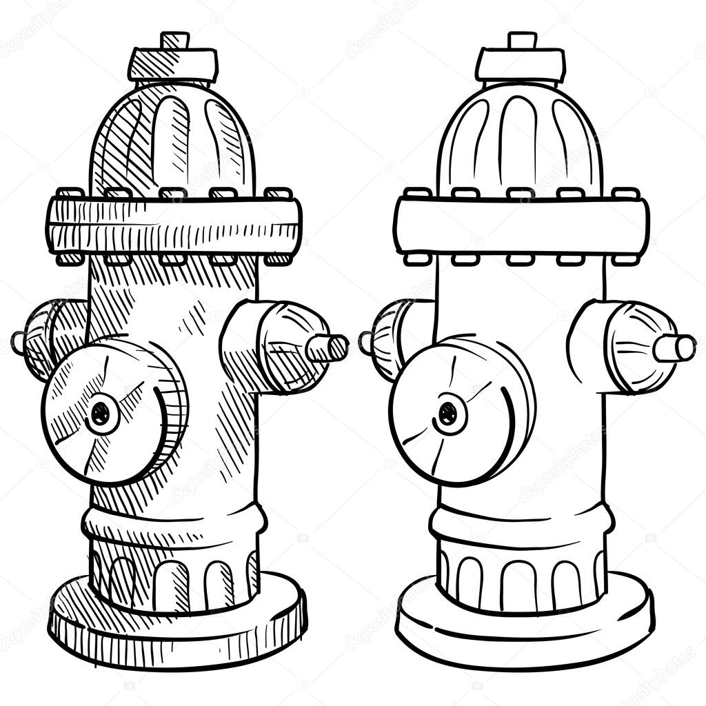fire hydrant coloring page colored page fire hydrant painted by robert coloring page hydrant fire