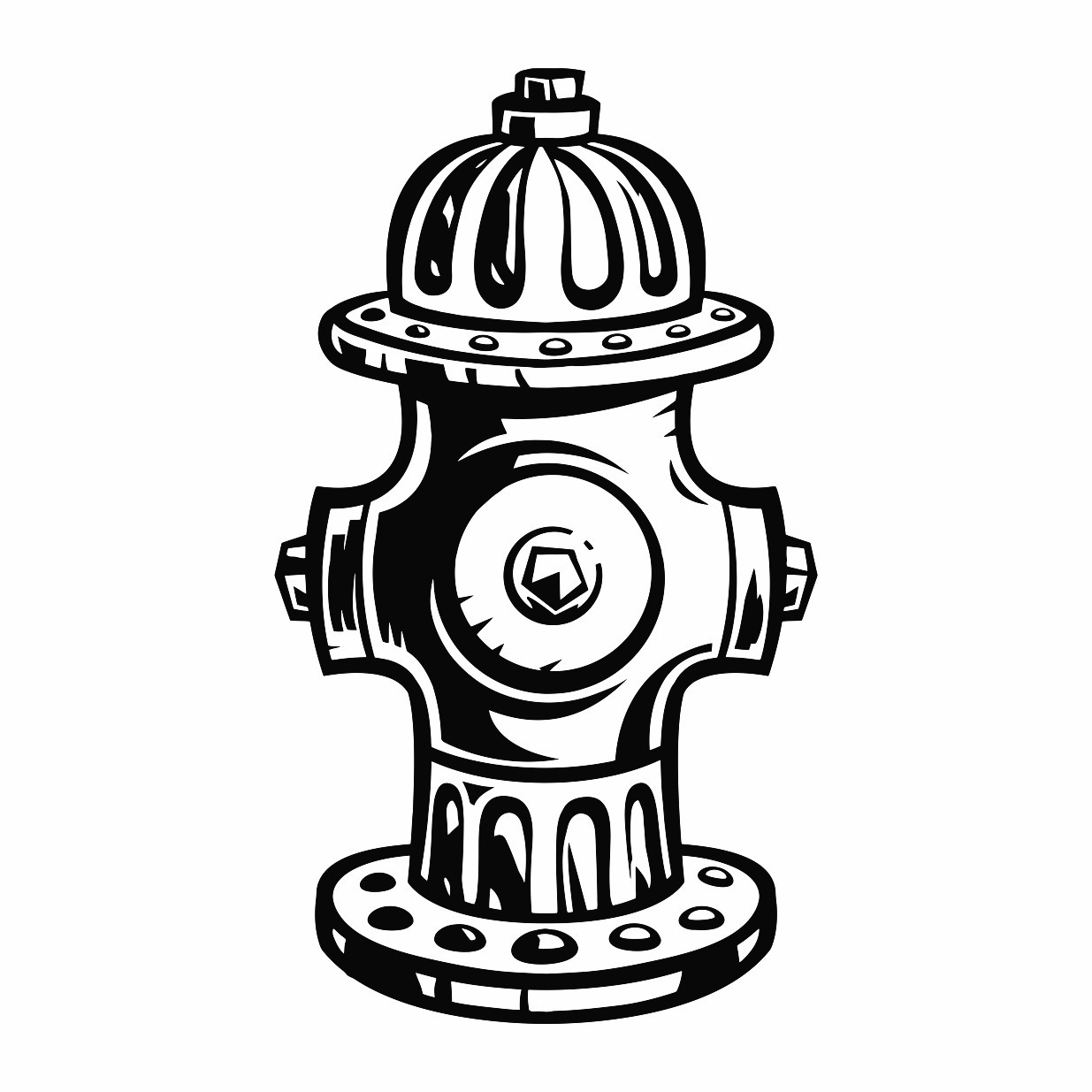 fire hydrant coloring page fire hydrant coloring page coloring home fire hydrant page coloring