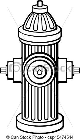 fire hydrant coloring page fire hydrant outline cricket crafts fireman quilt coloring page fire hydrant
