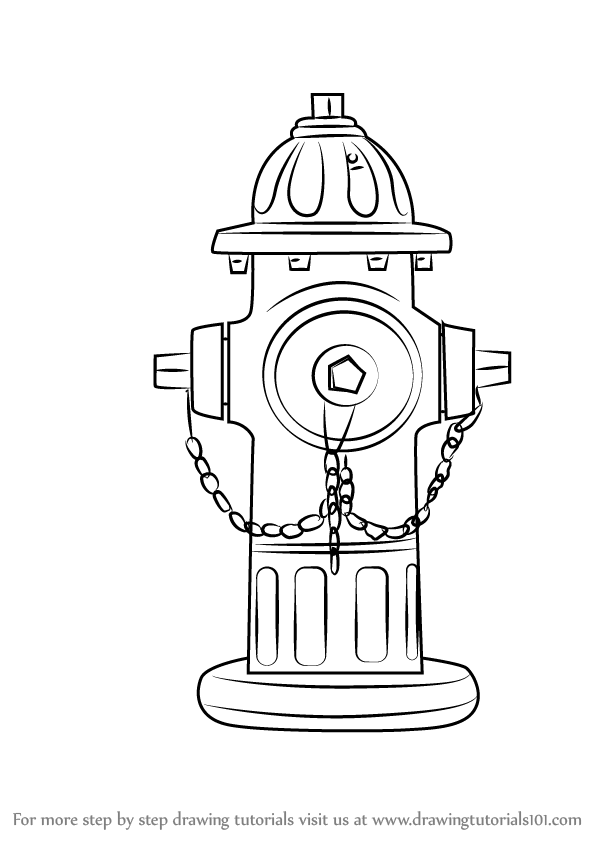 fire hydrant coloring page royalty free rf clipart illustration of a black and hydrant page fire coloring